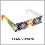Lazer Viewers™ Fireworks Glasses®